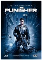 *The Punisher (Limited Mediabook, Blu-ray+DVD, Cover B)*