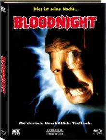 *Bloodnight (Limited Mediabook, Blu-ray+DVD, Cover A)*