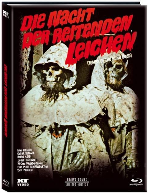 *Nacht der reitenden Leichen, Die Mediabook Cover A*