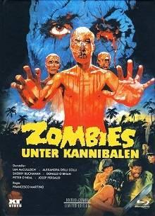 *Zombies unter Kannibalen (Zombie Holocaust) Mediabook*