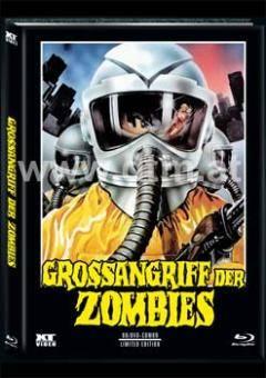*Grossangriff der Zombies Mediabook Cover B*