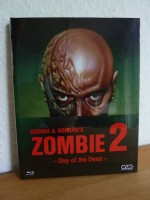 Zombie 2 Day of the dead 111/131 kleine Blu-ray HB Hartbox
