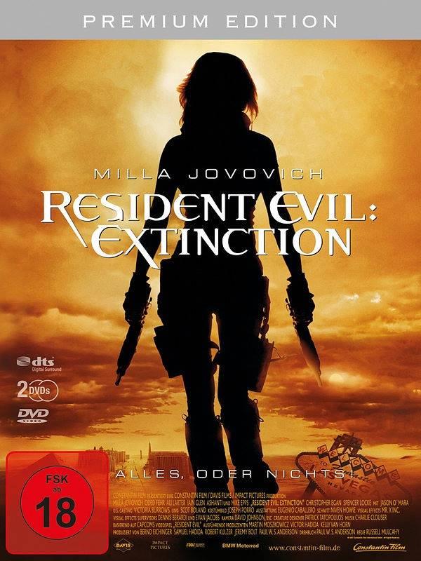 Resident Evil 3 - Premium Edition (deutsch/uncut) NEU+OVP