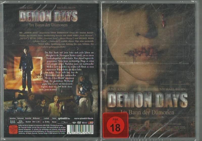 Demon Days (19025416522, NEU, OVP)