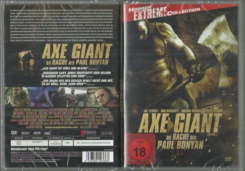Axe Giant - Die Rache des Paul Bunyan (19025412, NEU SALE)