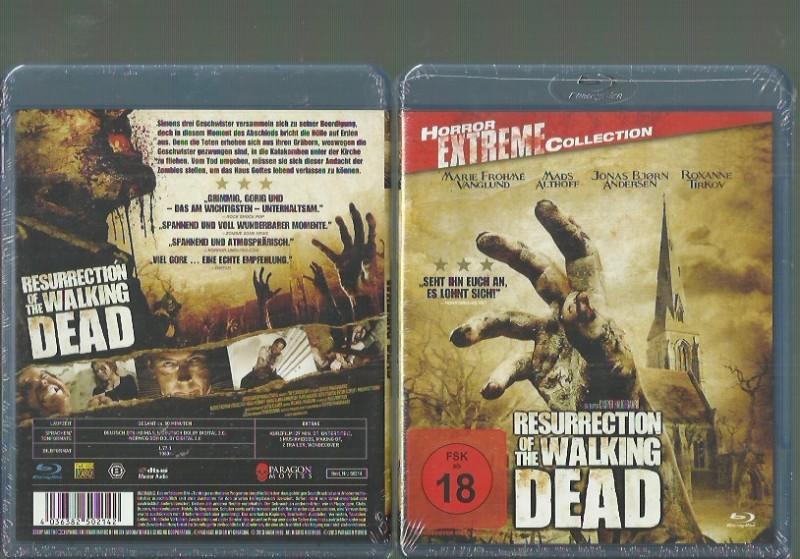 Resurrection of the Walking Dead BR (29025412, NEU, OVP)