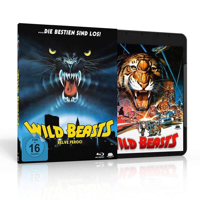 Wild Beasts - Blu-ray Schuber OVP