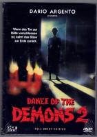 Dance of the Demons 2 (uncut) - kleine Hartbox DVD NEU OVP