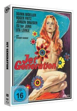 Jet Generation - DVD/BD Digipak A Lim 1000 EDV#13 OVP