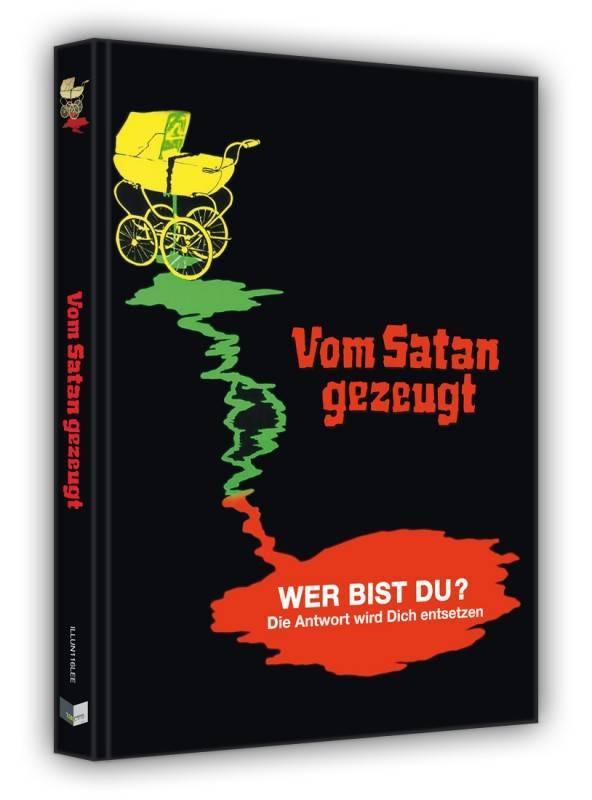 Vom Satan gezeugt - DVD/BD Mediabook E Lim 99