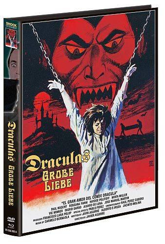 Draculas große Liebe Mediabook Cover A