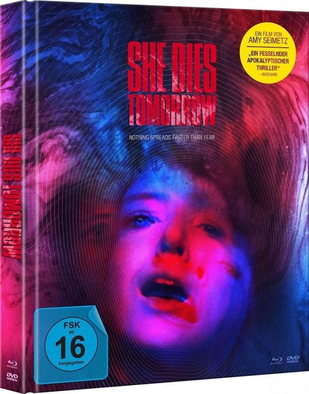 She Dies Tomorrow - DVD/BD Mediabook OVP