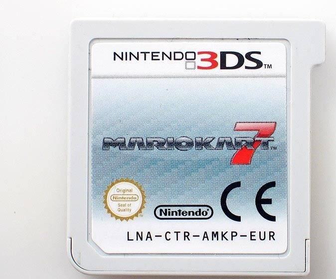 MARIO Kart 7 - Nintendo 3DS - NUR Modul!!