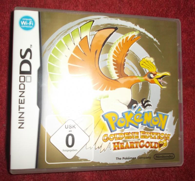 Pokemon - Goldene Edition HeartGold - Nintendo DS