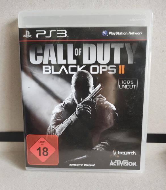 CALL OF DUTY - BLACK OPS 2 - PS3 - UNCUT