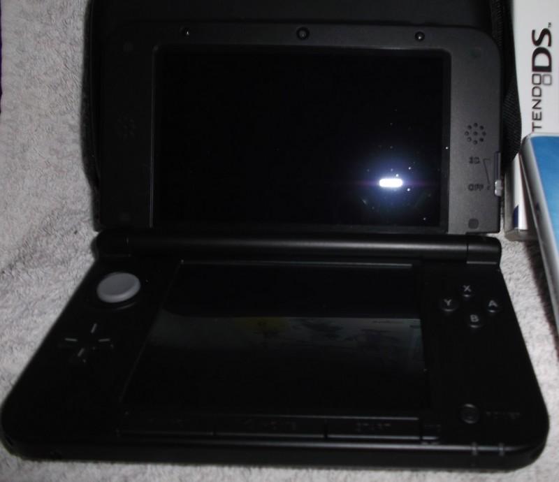 Nintendo 3DS XL Konsole Blau/schwarz&5xSpiele!!