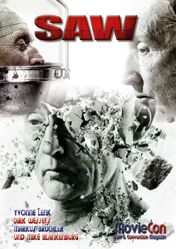 MovieCon Sonderband 2: SAW (White Edition) - Jigsaw - Softcover