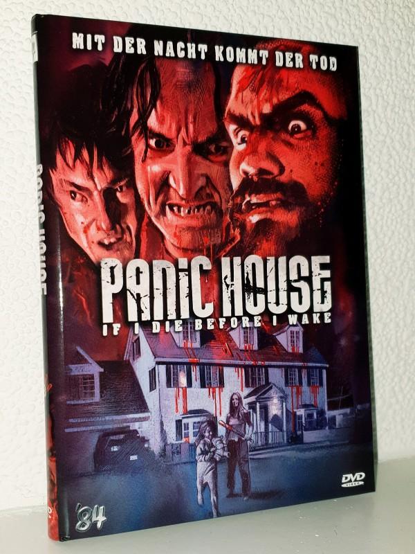 Panic House - Mit der Nacht kommt der Tod DVD Hartbox '84 Rarität
