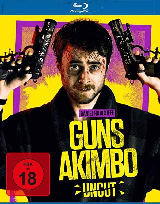 Guns Akimbo - Uncut [Blu-ray] CD/DVD Amaray (style)