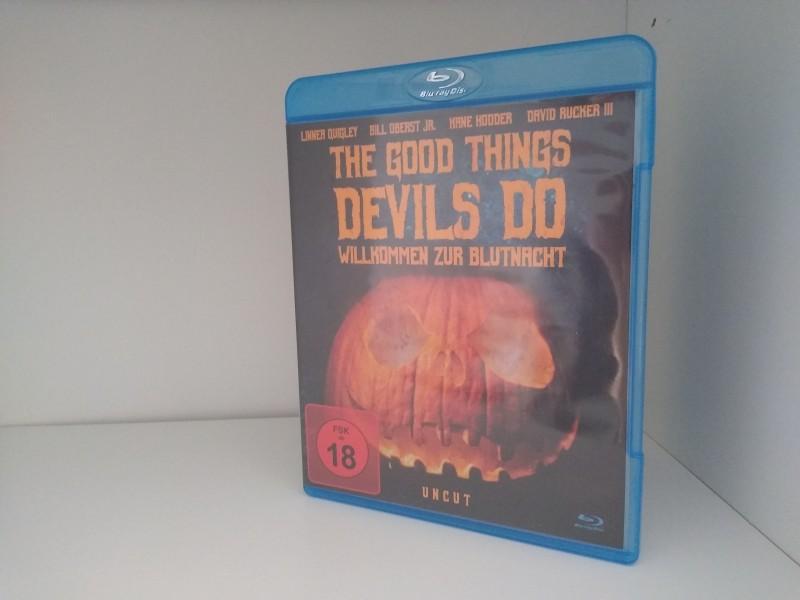 The Good Things Devils Do - Willkommen zur Blutnacht! (Blu-ray) NEUHEIT!