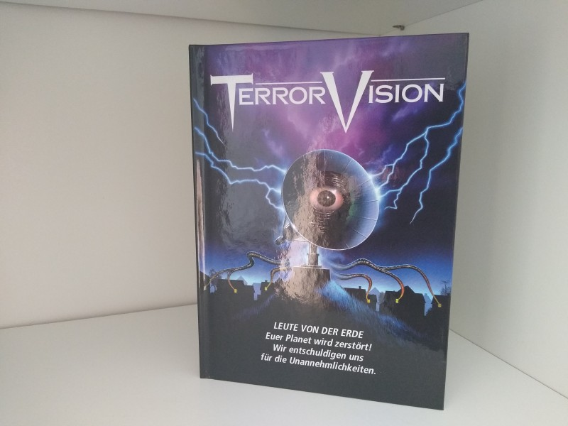 Terror Vision (Wicked Vision) Mediabook (Limited Collector's Edition 29)