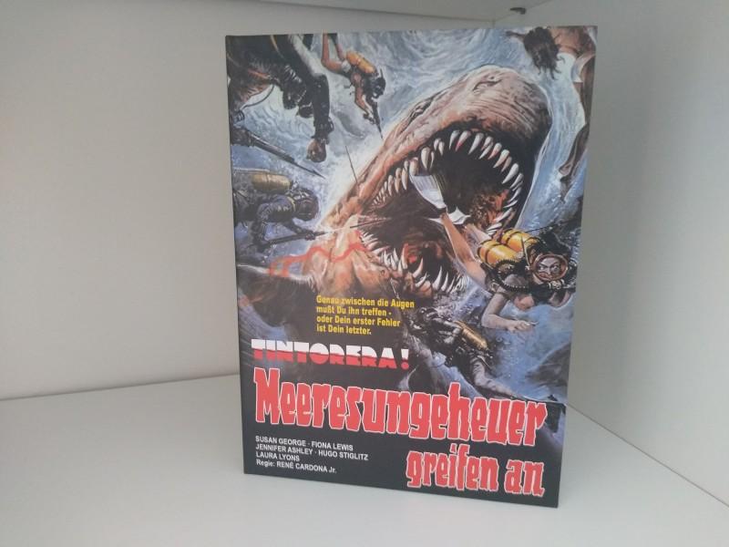 Tintorera! Meeresungeheuer greifen an (Super Spooky Stories - WMM Mediabook)