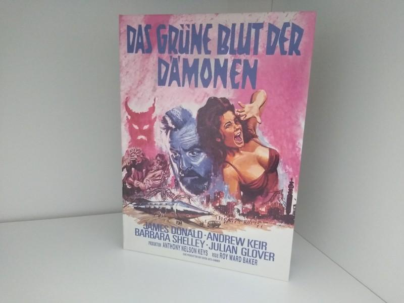 DAS GRÜNE BLUT DER DÄMONEN (Anolis Mediabook) OOP!