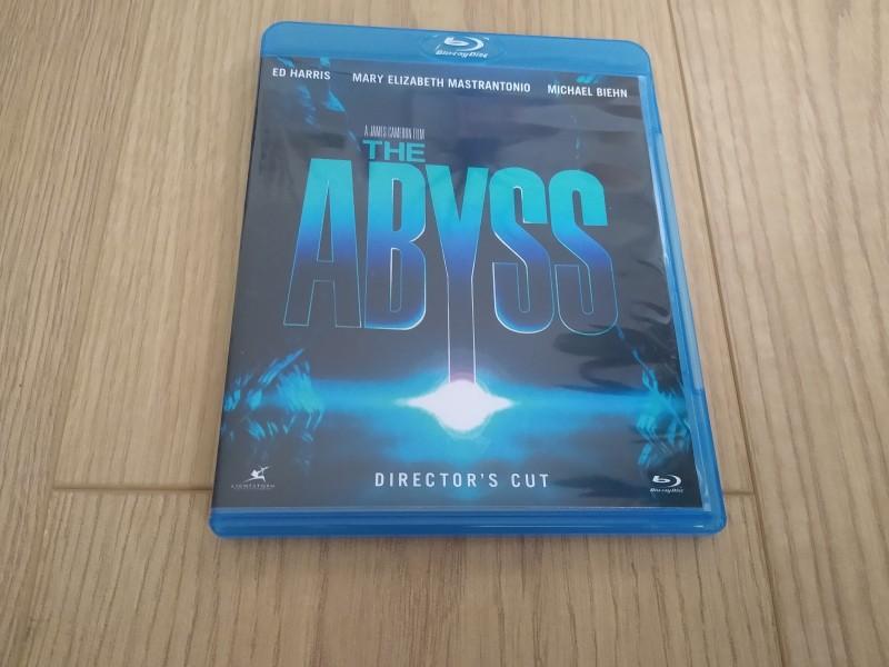 THE ABYSS (Directors Cut) (Blu-ray) - uncut -