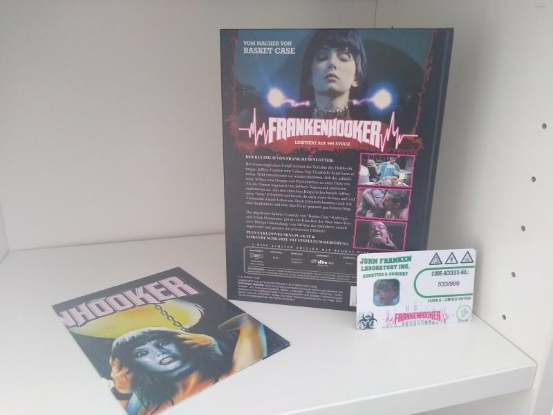 FRANKENHOOKER(Mediabook)