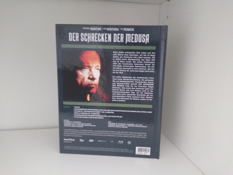 DER SCHRECKEN DER MEDUSA (Koch Media Mediabook)