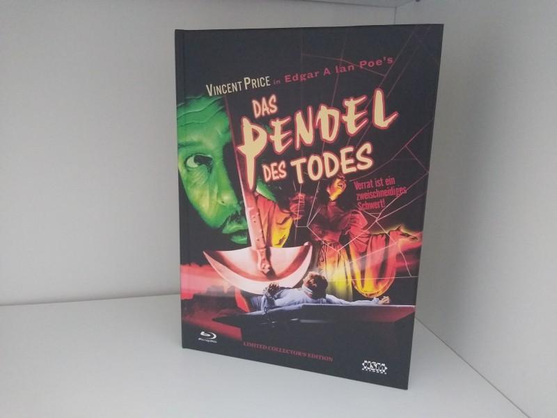 DAS PENDEL DES TODES (Vincent Price) - NSM Mediabook
