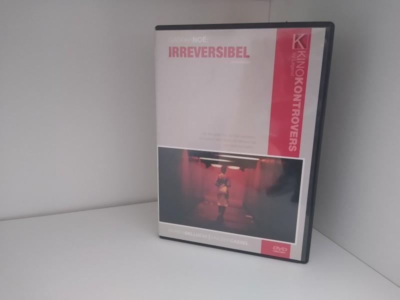 IRREVERSIBEL -  Irréversible (Gaspar Noe) - Kino Kontrovers #02 by Legend Home Entertainment - UNCUT