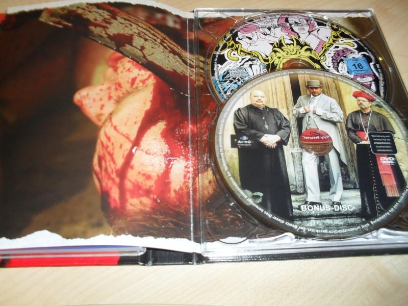 The Curse of Doctor Wolffenstein - Directors cut 4-Disc Mediabook Ä - Mangel