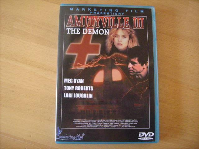 Amityville 3, the Demon - Horror Thriller - DVD von Marketing