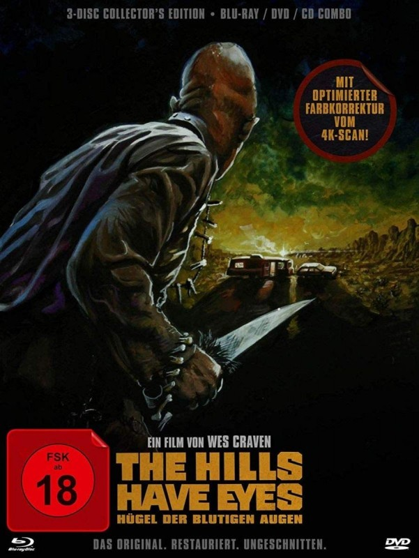 The Hills have Eyes - 3-Disc Collector's Edition