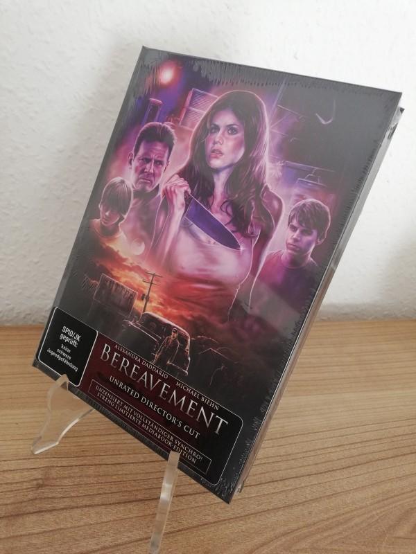 Bereavement - Turbine Mediabook Unrated Director`s Cut Neu/Ovp