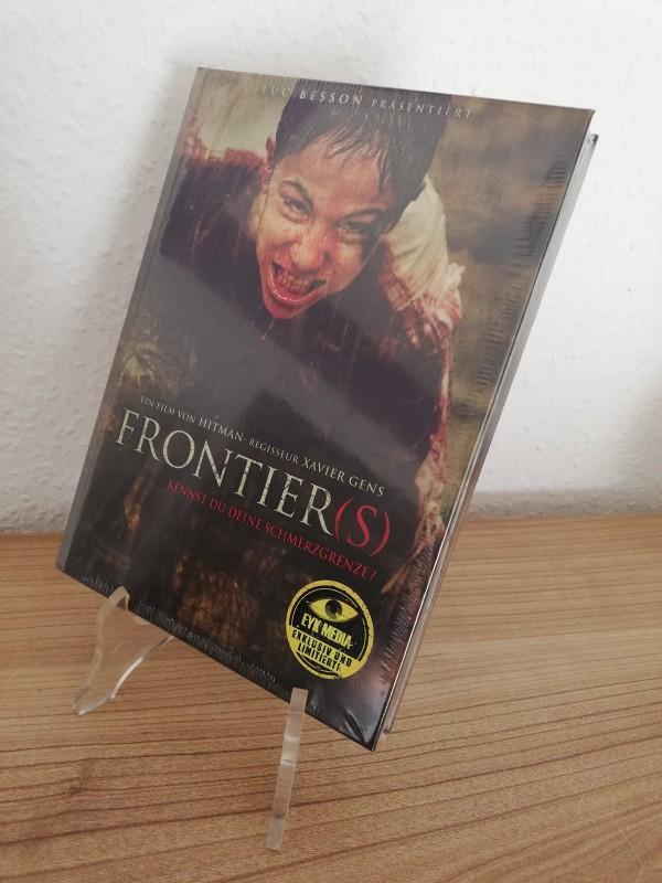Frontiers - EYK Mediabook 196/333 Cover C Neu/Ovp