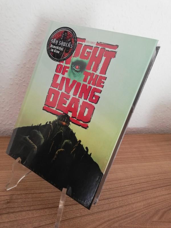 Night of the Living Dead - Nameless Mediabook 203/666 Cover C Neu/Ovp