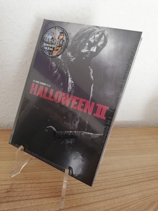 Halloween 2 - Nameless Mediabook 159/400 Cover E Neu/Ovp