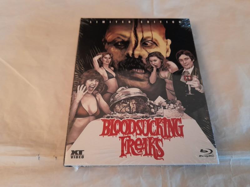 Bloodsucking Freaks - Xt Kleine Hartbox - Bluray Edition