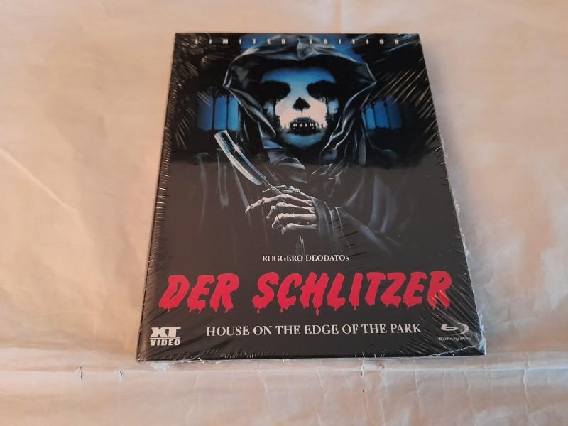 Der Schlitzer - Xt Kleine Hartbox - Bluray Edition