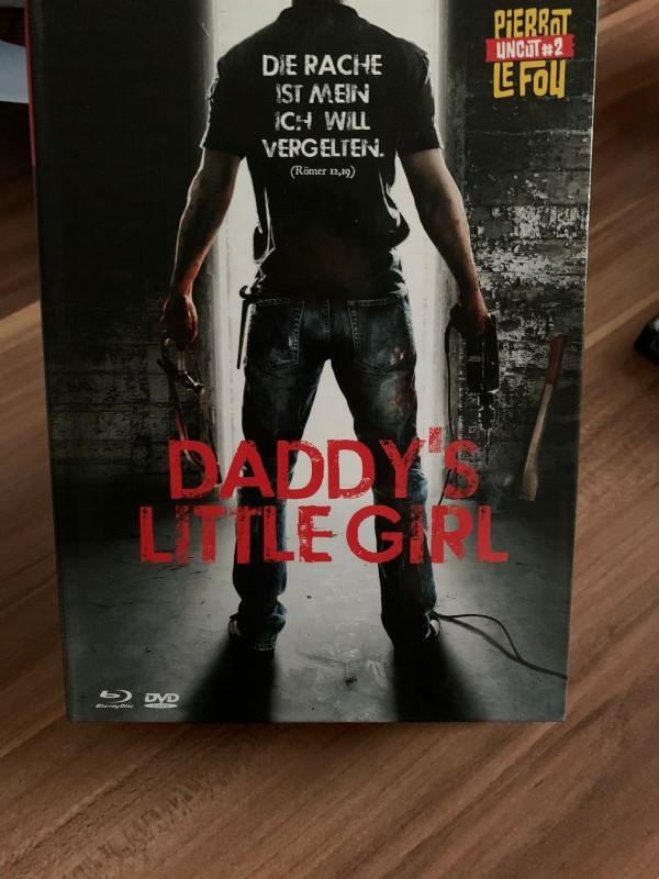 Daddys Little Girl MEdiabook