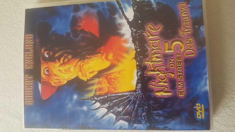 Nightmare on Elm Street 5               uncut