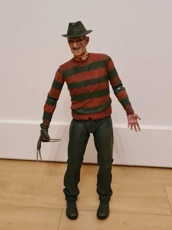 Freddy Krueger 1/4 scale (Figur) A Nightmare on Elm Street 3 -Dream Warriors, von NECA