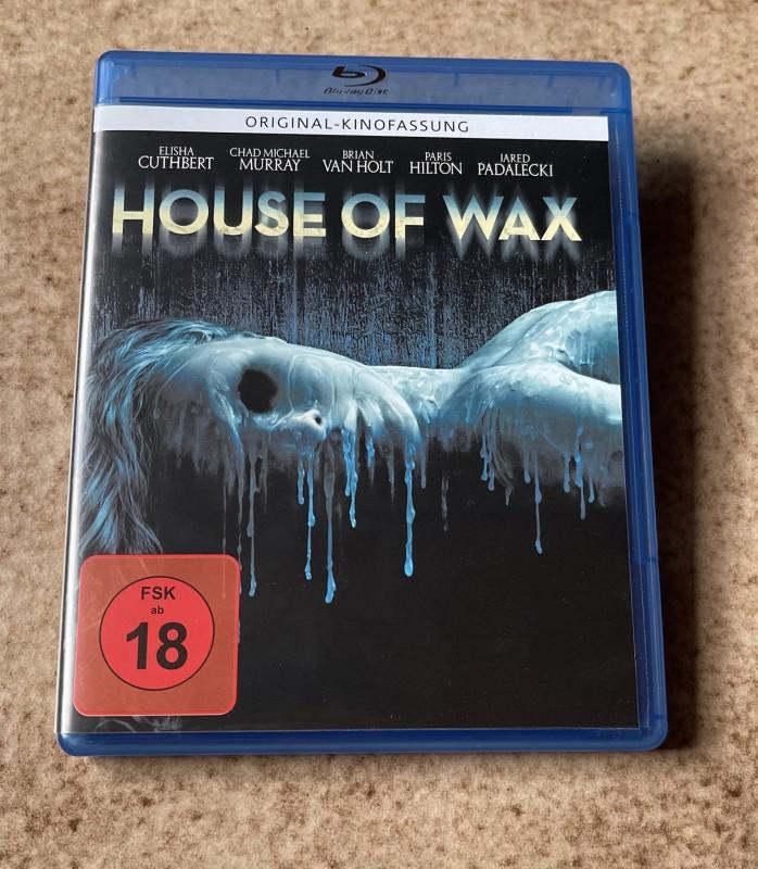 Blu-ray * HOUSE OF WAX (2005)