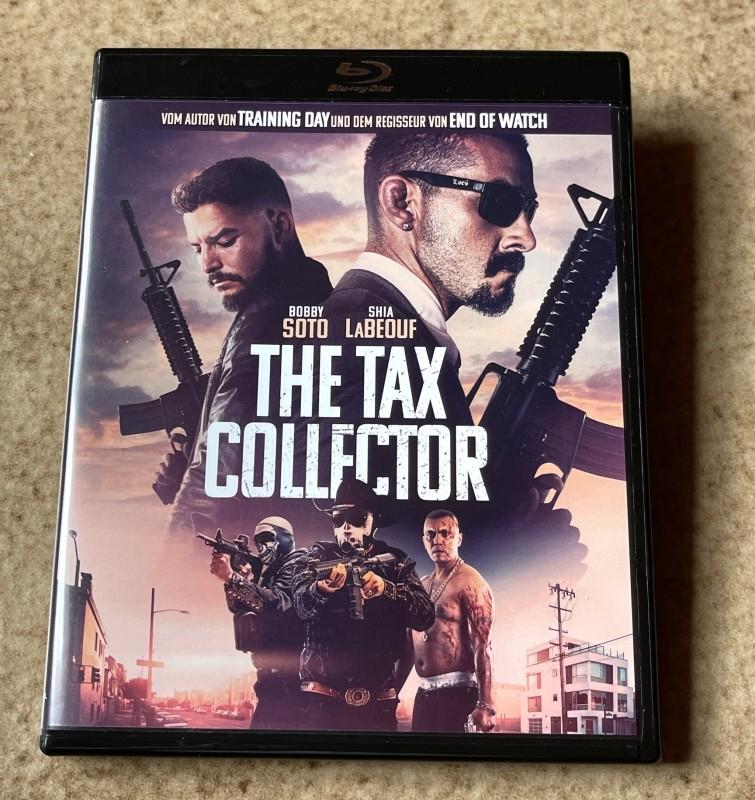Blu-ray * THE TAX COLLECTOR (2020)