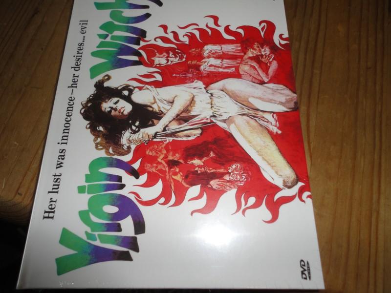 Virgin Witch, Mediabook, deutsch, uncut, neu,DVD +  Blu-Ray