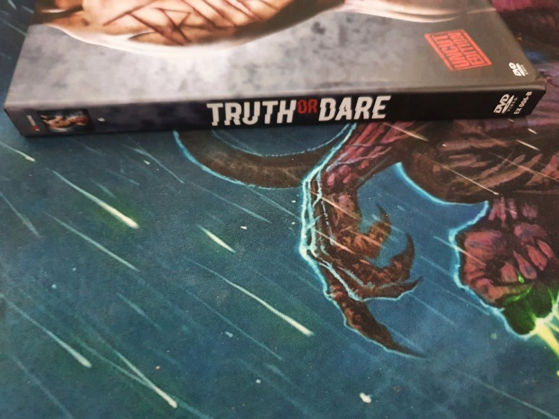 Truth or Dare - Extreme (# 6 - Mediabook Cover B) - UNCUT !!!