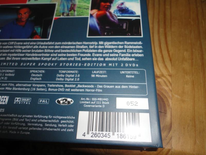 Mad Jake, Mediabook, deutsch, uncut, neu,DVD