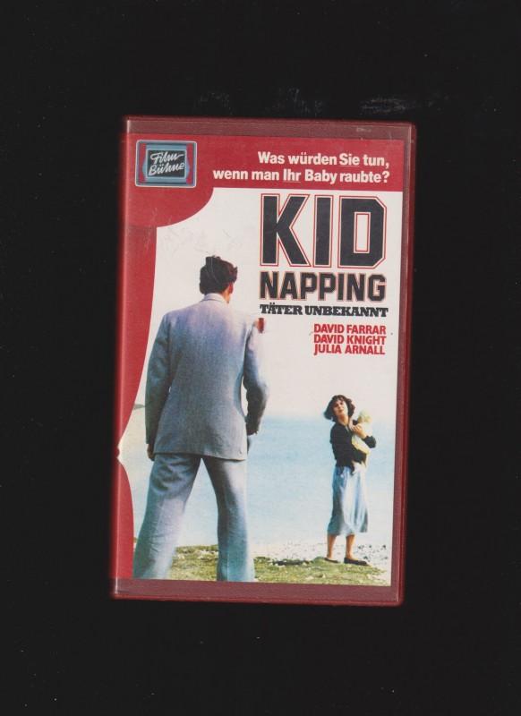 Kidnapping - Täter Unbekannt (VCL Video)